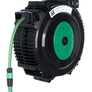 Sealey RGH18 Retractable Water Hose Reel 18mtr 12mm Id Pvc Hose