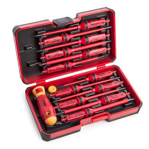 Felo 06391306 14 Piece E Smart Screwdriver Set