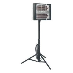 Sealey LP3000 Infrared Quartz Heater - Tripod Mounted 3000w/240v