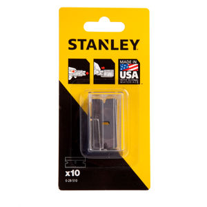 Stanley 0-28-510 Replacement Blades for 0-28-500 Scraper (Pack of 10)
