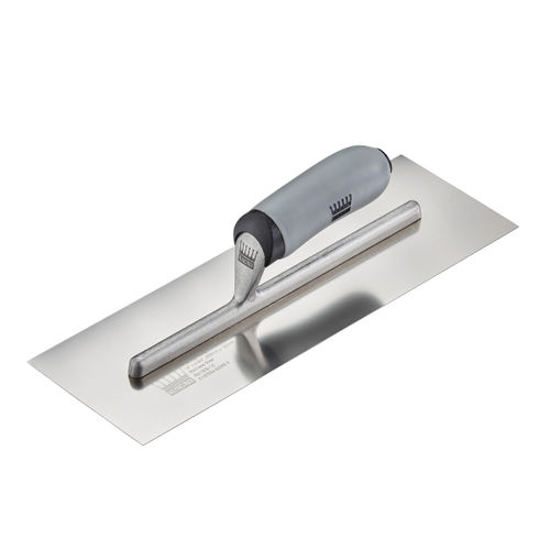 Ragni R418S-11 Stainless Steel Plasterers Finishing Trowel 11 Inch