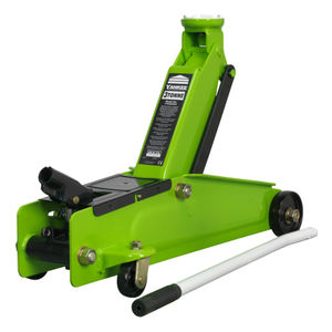 Sealey 1153CXHV Trolley Jack High Visibility 3 Tonne Long Chassis Heavy-Duty