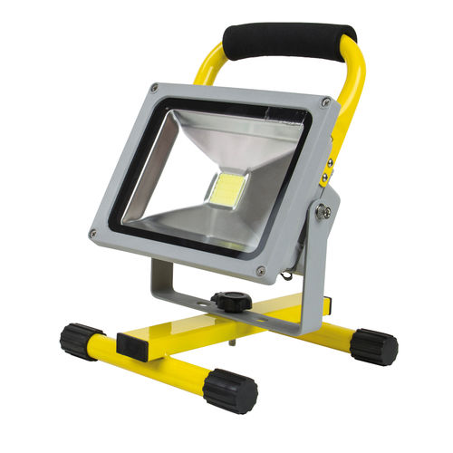 SIP 06489 Cordless SMD LED Floodlight (20w) 240V