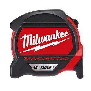 Milwaukee 4932464178 8m Magnetic Tape Measure