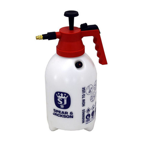 Spear & Jackson 2LPAPS 2 Litre Pump Action Pressure Sprayer