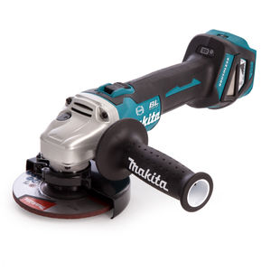 Makita DGA513Z 125mm 18V Cordless Angle Grinder (Body Only)
