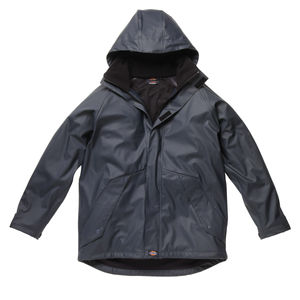 Dickies WP50000 Raintite Waterproof Jacket (Navy)