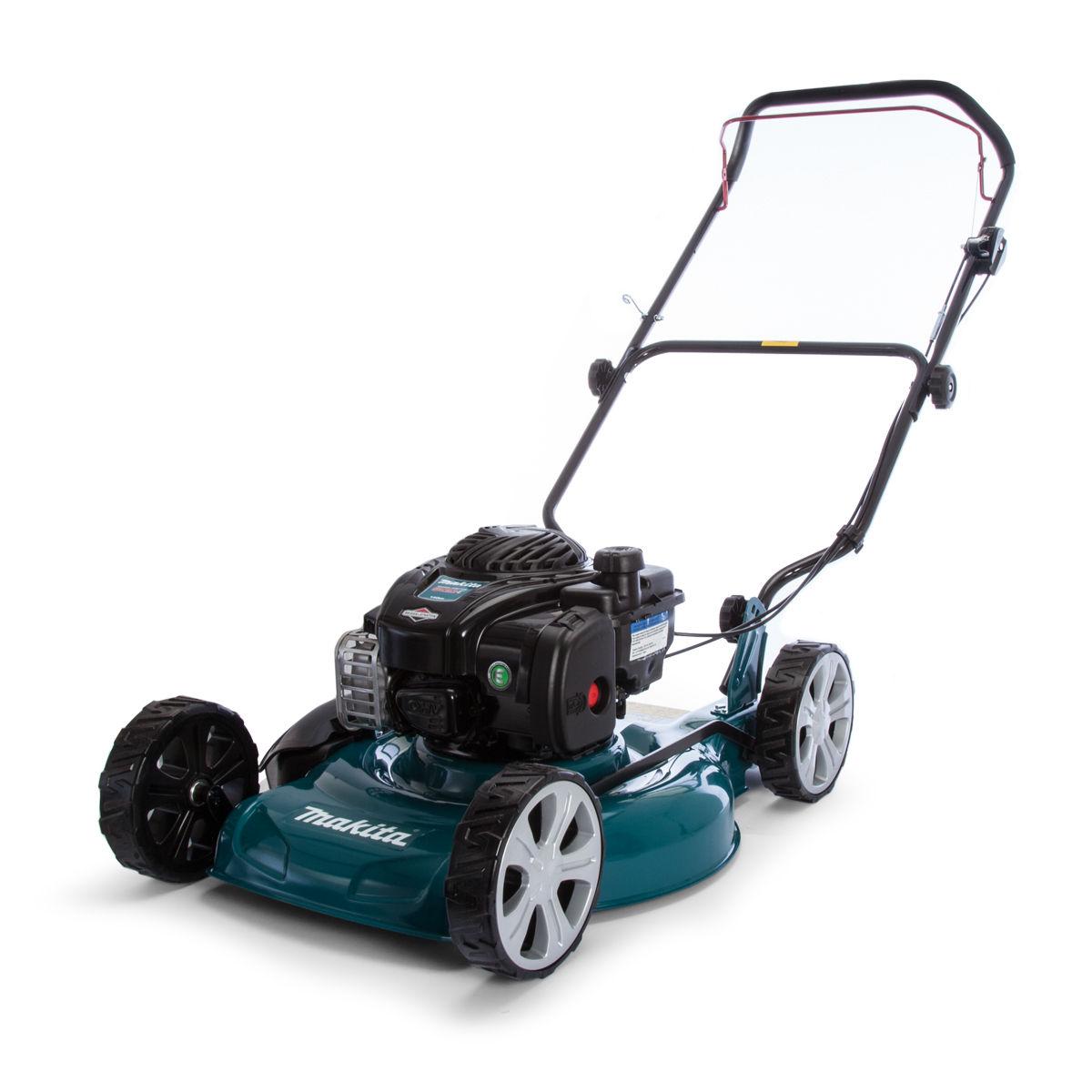 Makita PLM4817 140CC 4 Stroke 48cm Mulching Lawnmower