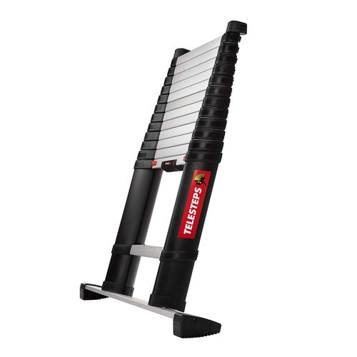 Telesteps 70235-601 Prime Line Telescopic Ladder With Stabilizers 3.5m