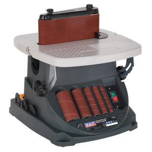 Sealey SM1300 Oscillating Belt/Spindle Sander 240V