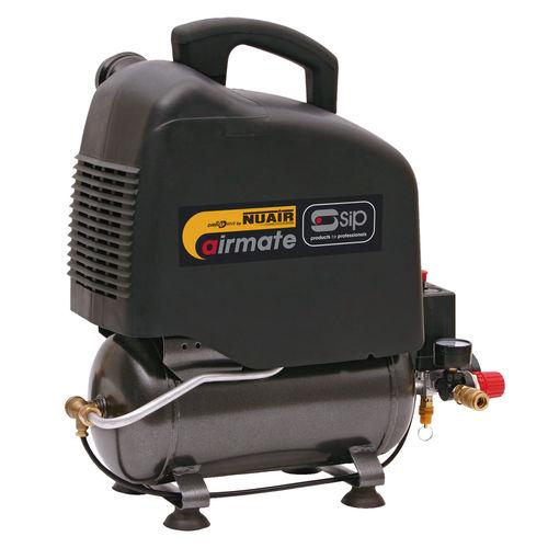 SIP 06248 Airmate OM 200/6 240V Pro-Tech Compressor