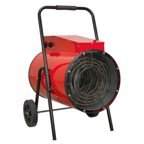 Sealey EH30001 Industrial Fan Heater 30kw 415V 3ph