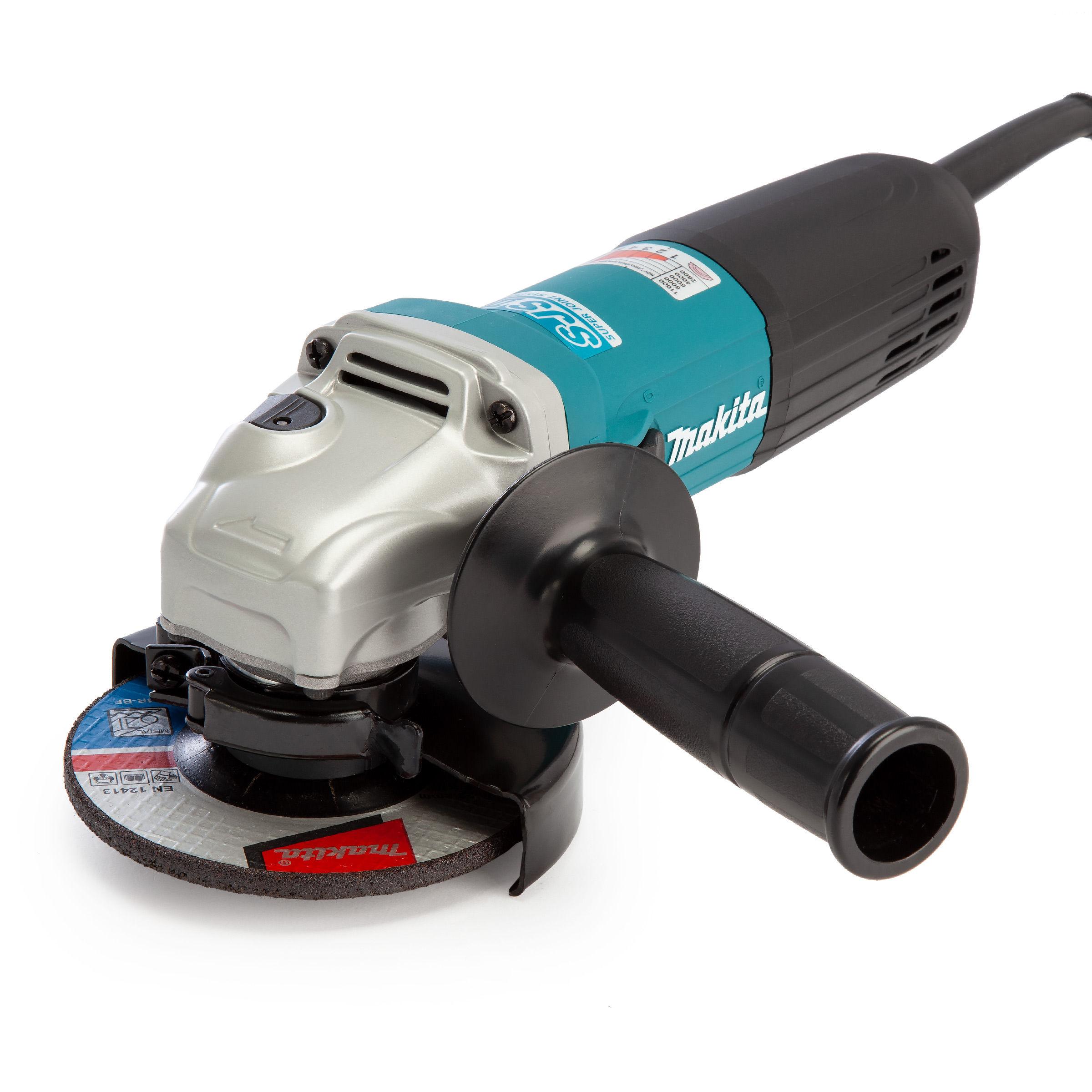 Tools & Electrical Tools Makita GA4540C 1400W Angle Grinder 115mm 240V