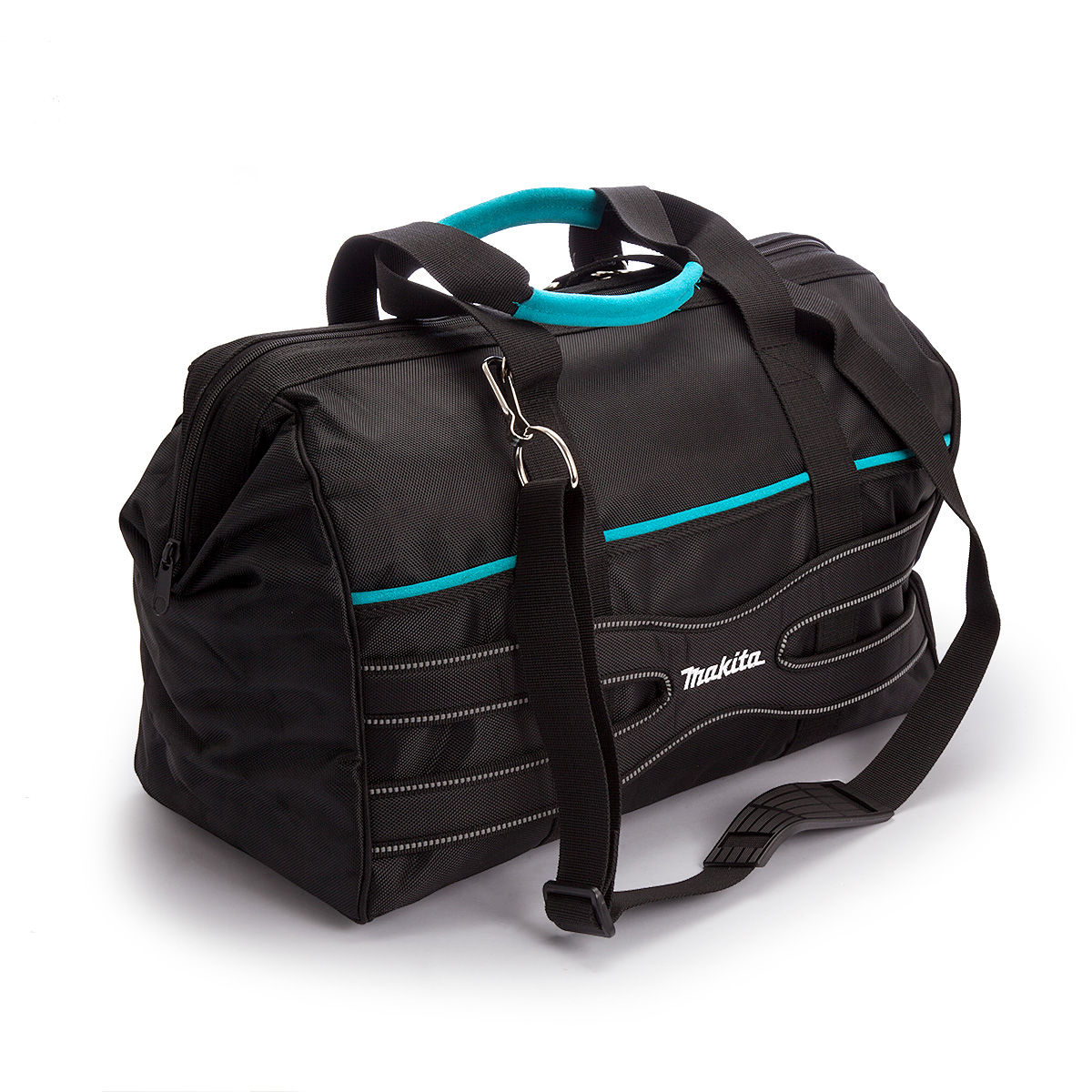 Makita P 71990 Tool Bag With Gate Mouth 20 Inches