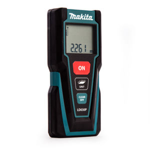 Makita LD030P Laser Distance Measure 30 Metres
