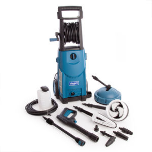 Scheppach HCE2200 High Pressure Washer / Patio Cleaner 2200W 110 Bar 240V