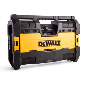 Dewalt DWST1-75663 Toughsystem Radio DAB+ with 6 Speakers, Bluetooth and USB