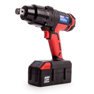 Sealey CP2634 Cordless 26V Impact Wrench 816Nm 3/4 Inch Drive (1 x 4.0Ah Battery)