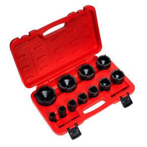 """Sealey CV025 Ball Joint Socket Set 11pc 1/2""""sq Drive"""