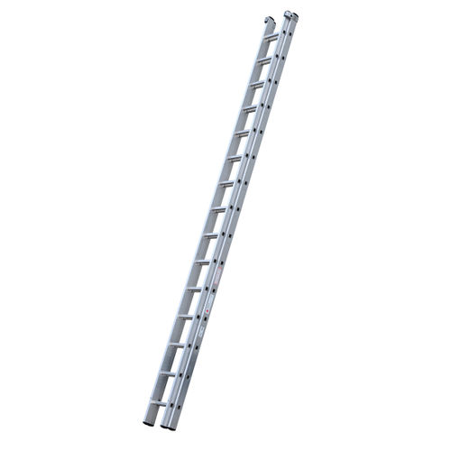 Youngman 570005 DIY 100 2 Section Extension Ladder 4.53 - 8.30 Metres