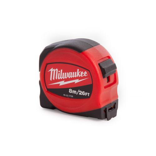 Milwaukee 48227726 Tape Measure (8m/26Ft)
