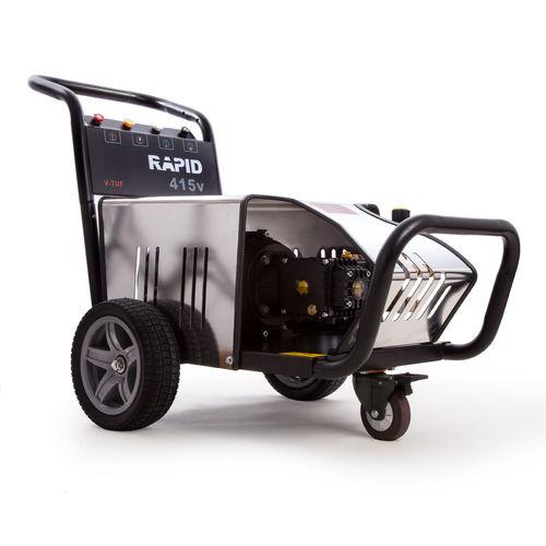V-TUF Rapid M All Mobile Pressure Washer 150 Bar 415V