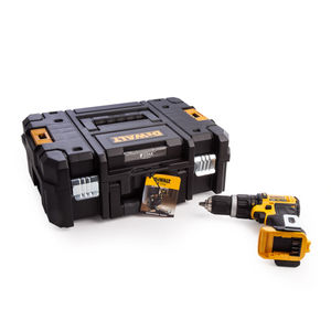 Dewalt DCD785N-K Li-ion 2-Speed Combi Drill in Kitbox (Body Only)
