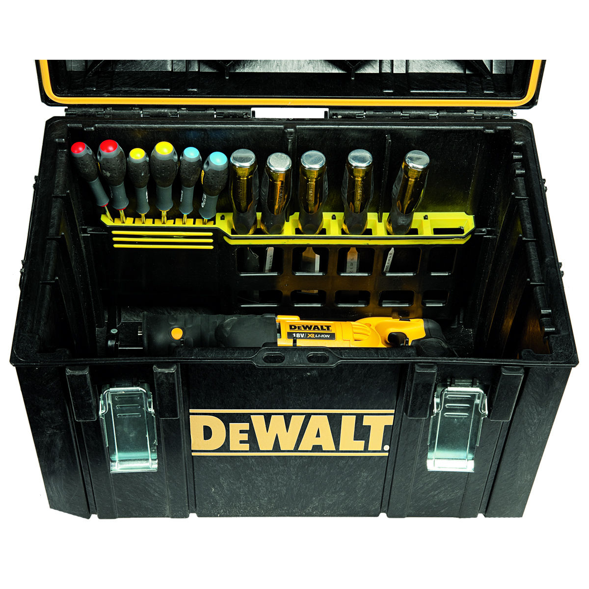 Toolstop Dewalt 1 70 323 Ds400 Toughsystem Tool Box