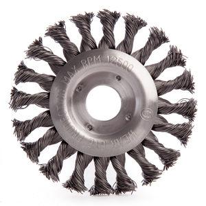 Abracs ABWBPL11522 Pipeline Brush Twist Knot (115mm x 22mm)