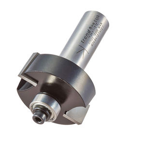Trend TR34X1/2TC Bearing Guided Rebater 12.7mm