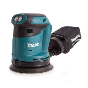 Makita DBO180Z 18v Cordless li-ion 125mm Random Orbit Sander (Body Only)