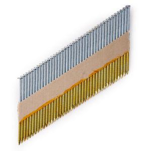 Dewalt DNPT28R75G12Z Galvanised Ring Shank Timber Nails 2.8mm x 75mm (Box of 2200)