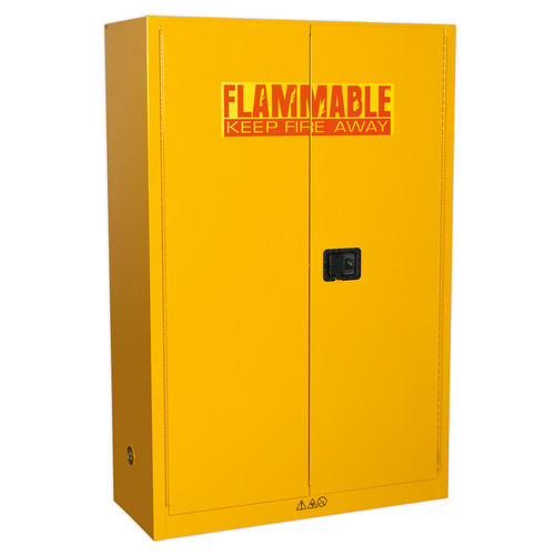 Sealey FSC10 Flammables Storage Cabinet 1095 X 460 X 1655mm