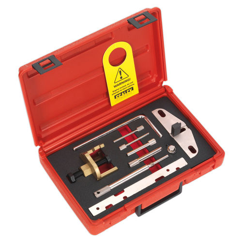 Sealey VSE5941 Diesel Engine Setting/Locking Kit - Ford, Psa - Belt Drive