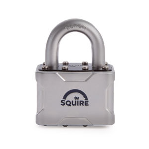 Henry Squire VULCAN-P450 Diecast Body Padlock with Boron Shackle 50mm