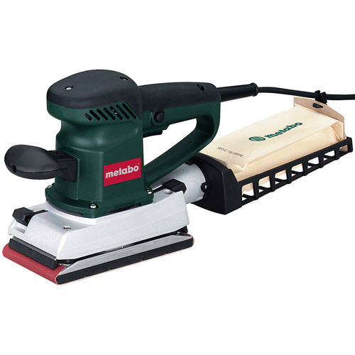 Metabo SR356 350W 1/3rd Sheet Random Orbit Flat-Bed Sander 110V