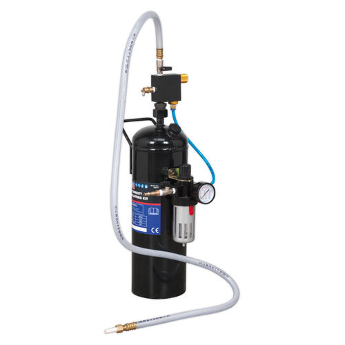 Sealey PSB10 Portable Soda Blasting Kit 4.5kg Capacity