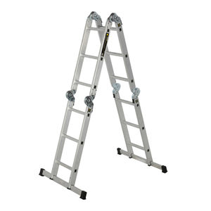 Youngman 576704 MultiPurpose Combination Ladder 0.92 - 3.37 Metres
