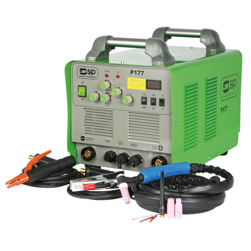 SIP 05162 Weldmate T177 AC/DC TIG/ARC Inverter Welder