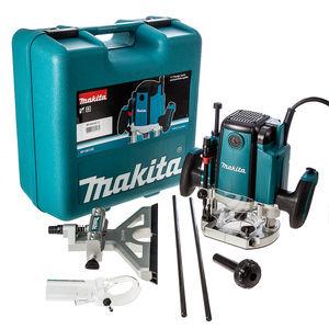 Makita RP1801XK 1/2in Plunge Router in Kitbox