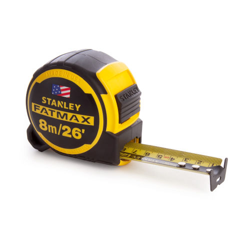 Stanley FMHT0-36326 FatMax Next Generation Tape Measure 8m/26Feet