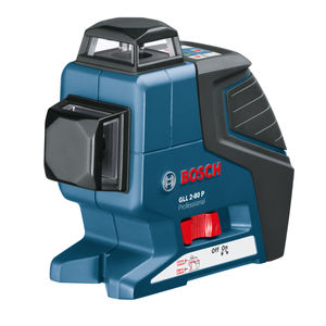 Bosch GLL2-80P 360 Degree Vertical and Horizontal Line Laser