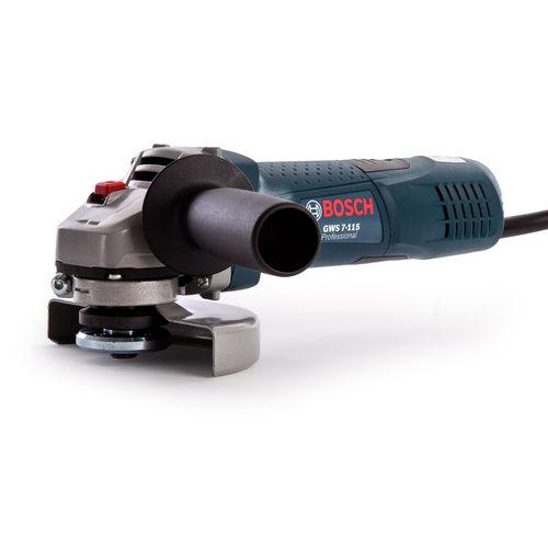 Bosch GWS7-115 Professional Angle Grinder 115mm / 4.1/2 Inch 240V