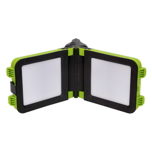 Sealey LED191T Rechargeable Floodlight 30w Smd Folding Case