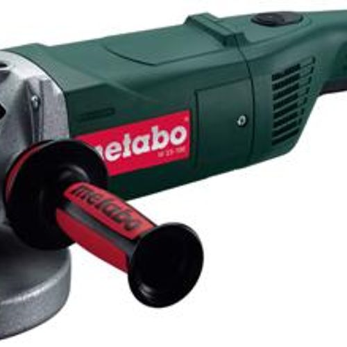 Metabo W23-180 240V - 2,300W 180mm (7inch) Angle Grinder - with rotating back handle