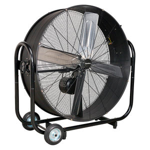 "Sealey HVD42B Industrial High Velocity Drum Fan 42"" Belt Drive 240v"