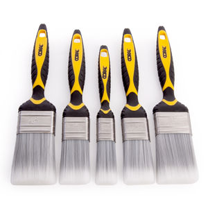 Coral 31505 Shurglide Paint Brush Set 5 Piece