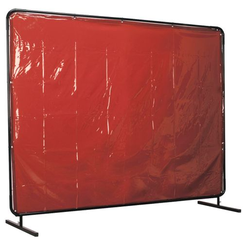 Sealey SSP993 Workshop Welding Curtain To Bs En 1598 & Frame 2.4 X 1.75mtr
