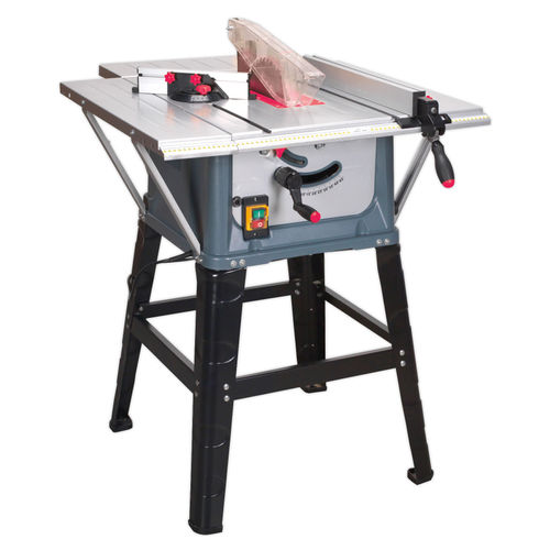 Sealey TS10P Table Saw ∅254mm 240V