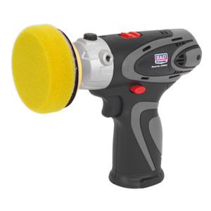 Sealey CP6015 Cordless Lithium-Ion Polisher/Sander 14.4V (Body Only)